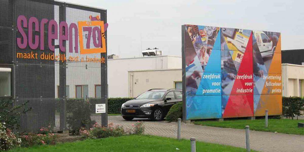 Zeefdrukkerij Screen70 Groningen